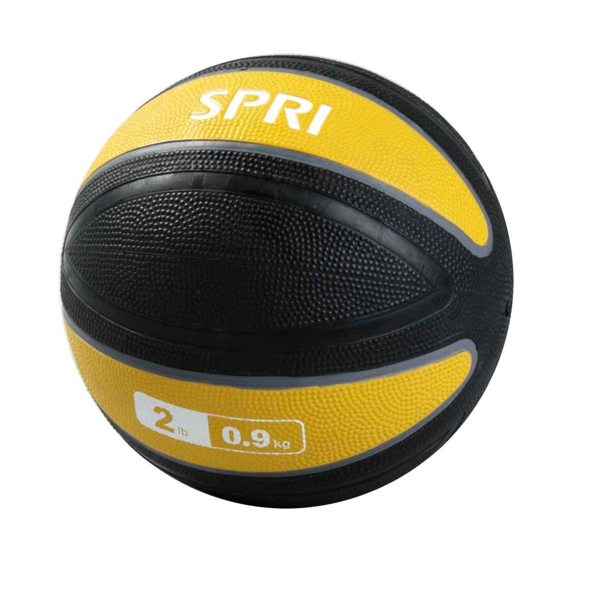 SPRI Xerball Medicine Ball - 2 Lb